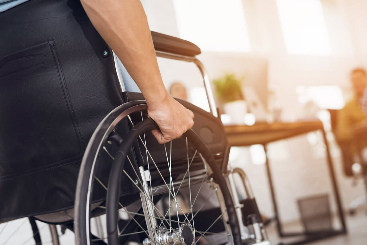 causes of physical disability