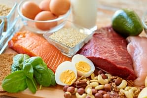 protein-riched foods