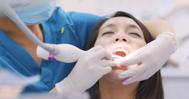 Dental Deep Cleaning Pain