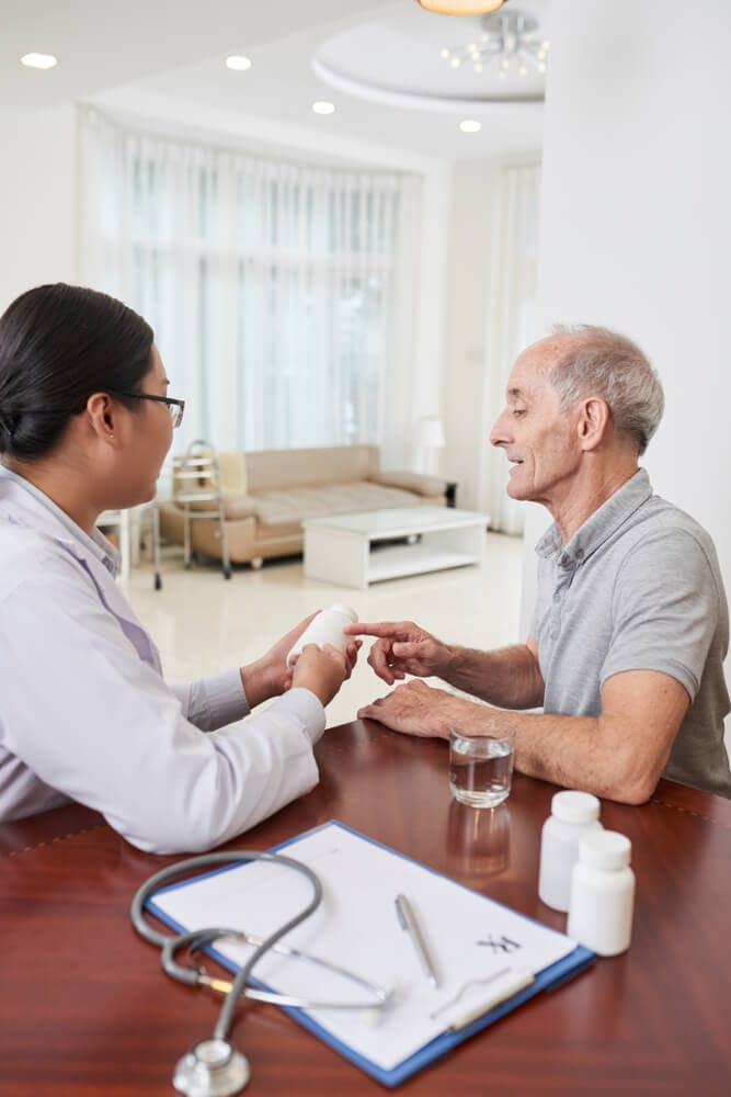 home visit doctor benefits
